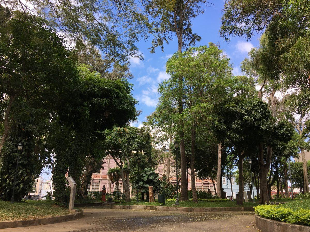 Parque España, San Jose