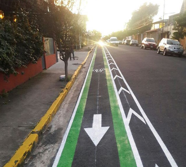 Cycling in San Jose Costa Rica