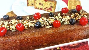 Christmas cake - Costa Rica traditional food