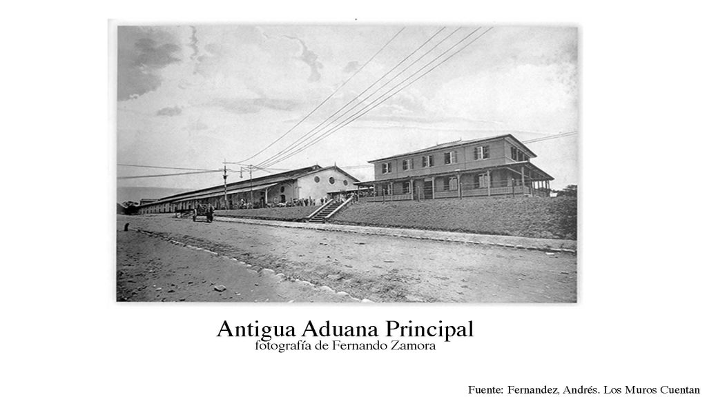 Antigua Aduana Costa Rica