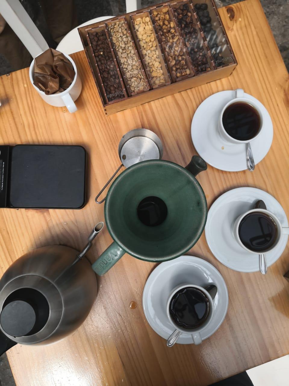 Historia del cafe en Costa RIca