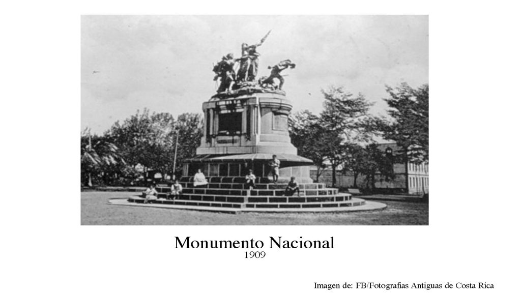 Historia Parque Nacional Costa Rica