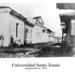 Historias de San Jose: Universidad Santo Tomas