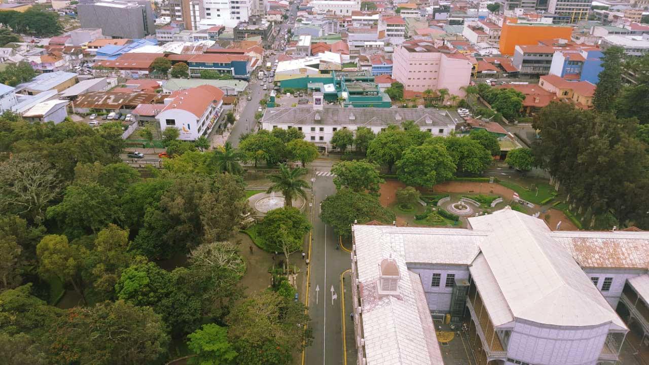 Edificios metálicos en Costa Rica - Historias de San Jose